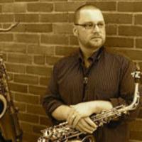 Guest Artist, saxophonist John Perrine