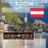 The Greater Grand Forks Symphony presents Austrian Classics