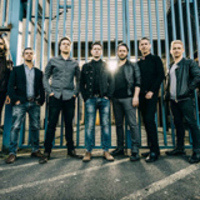 Scotttish band, Skerryvore, in concert