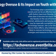 Technology Overuse & Its Impact on Youth with Autism
