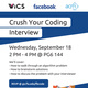 Crush Your Coding Interview with Facebook