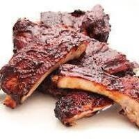 C-Cubed Luncheon - Kansas City Style BBQ Ribs and and Pulled BBQ Eggplant Sandwich