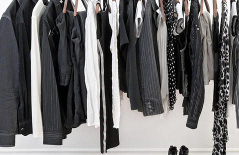Student Business Clothing Collection Event