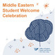 Middle Eastern Student Welcome