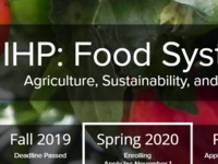 SIT/IHP: Food Systems – Agriculture, Sustainability, and Justice Info Session