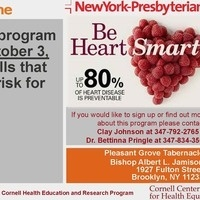 HeartSmarts Cardiovascular Health Class at Pleasant Grove Tabernacle