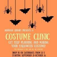 Costume Clinic