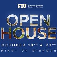 Graduate School Open House - Miramar