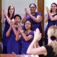 Collegiate Chorale & Sotto Voce Fall Concert