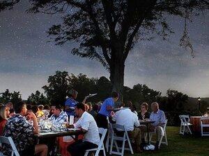 Chef & Winemaker Dinner: The Haunted Vineyard