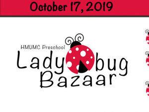 HMUMC Preschool's Ladybug Bazaar