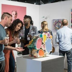 The 2019 Current Art Fair