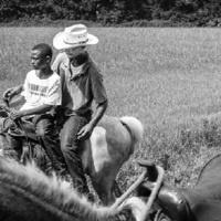 """Louisiana Trail Riders"" Artist Talk with Jeremiah Ariaz"