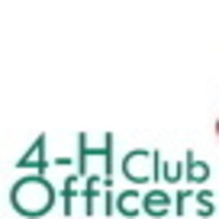 4-H Officers Training