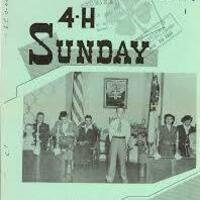 4-H Sunday
