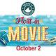 Ocean11 Float-In Movie