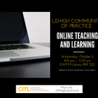 Online Teaching and Learning Community of Practice | LTS
