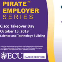 Pirate Employer Series- CISCO Takeover Day