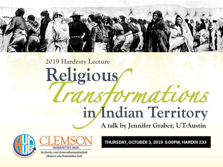 Religious Transformation in Indian Territory