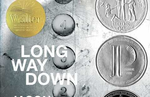 """""""Long Way Down"""" by Jason Reynolds - One Book book discussion"""