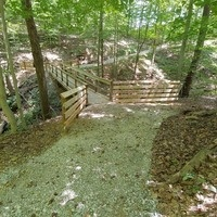 St. Albans City Park Nature Trail Re-dedication