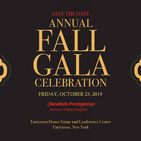 NewYork-Presbyterian Hudson Valley Hospital Annual Fall Gala