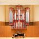 Performance by Jonathan Moyer AD'12, organ