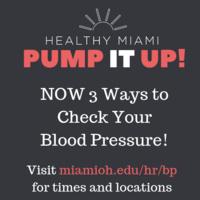 Blood Pressure Checks