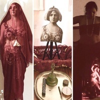 """New Research in Dance - Cynthia Ling Lee & Shyamala Moorty of Post Natyam Collective. """"the sins of such wonderful flesh: Artist Talk and Creative Workshop"""""""