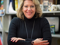 Lunch & Learn: Stereotype Threat with Professor Cindy van Es