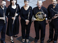 The Oklahoma Woodwind Quintet