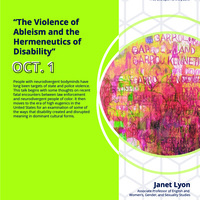 Faculty Scholars in Residence Lecture Series: Janet Lyon