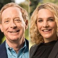 Centennial Lecture Series: Brad Smith and Carol Ann Browne