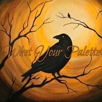 "Whet Your Palette ""Raven"""