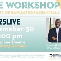 OSA-ARM | Student Organization Essentials (SOE) | 25Live