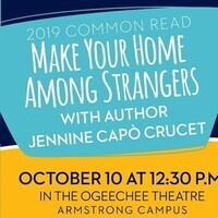 Make Your Home Among Strangers with Author Jennine Crucet