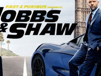 Cinema Group Film: Hobbs & Shaw