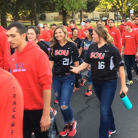 Homecoming Week: SOU President's 5K - 1980's themed!