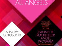 Jeannette Rockefeller Angel Program Kickoff Celebration to Support AAP – Food Samaritans