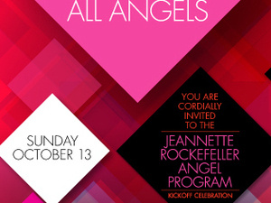 Jeannette Rockefeller Angel Program Kickoff Celebration to Support AAP – Food Samaritans