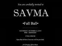 SAVMA Ball