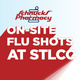 Flu Shot Clinic at Meramec