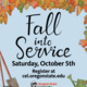 Fall Into Service