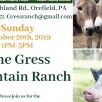 The Gress Mountain Ranch Open Gate Party  (Cancelled)