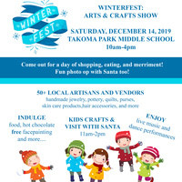 Winterfest 2019: Arts and Craft Show