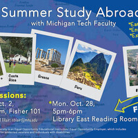 Summer Study Abroad Information Session