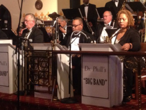 Big Band/Motown Dance and Silent Auction