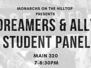 DREAMERs & Ally Student Panel