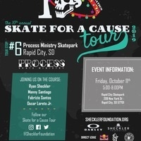 Skate For A Cause Tour