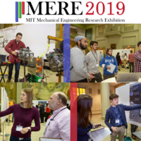 MERE 2019: Mechanical Engineering Research Exhibition